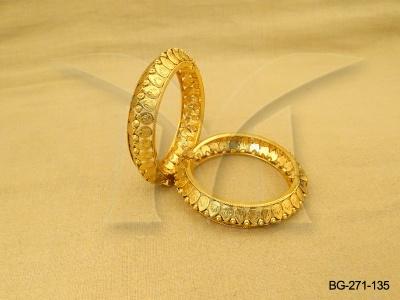 temple-jewellery-laxmi-ji-textured-paan-coin-bangles-manek-ratna-1437733549gn48k