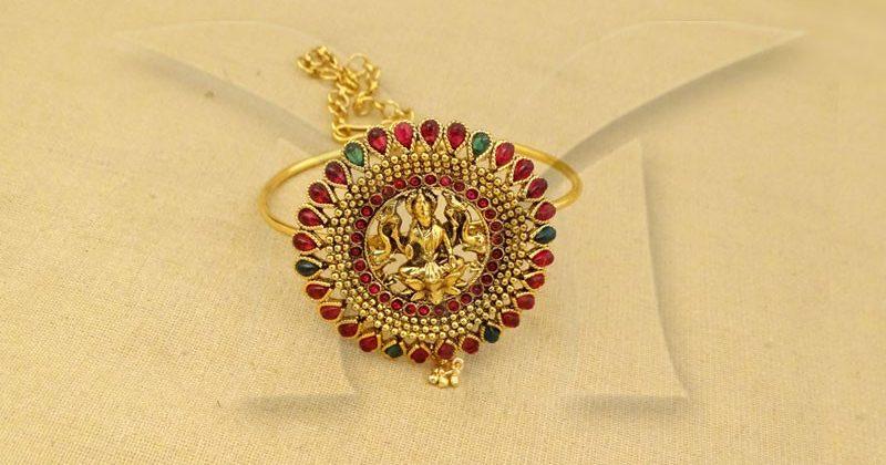 Temple Bajuband Jewellery