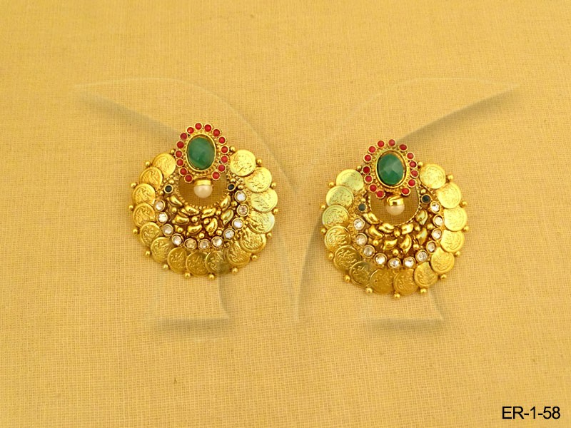 Temple jewelry Earrings