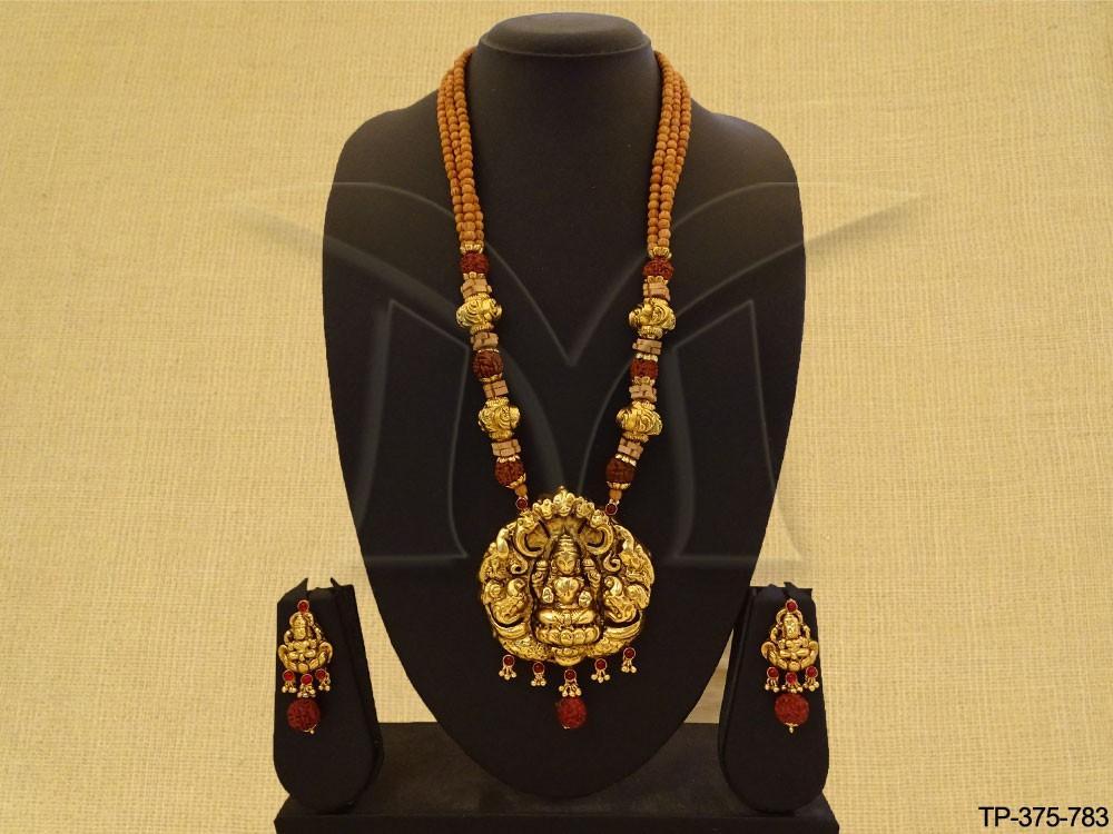 Temple Pendant Jewellery