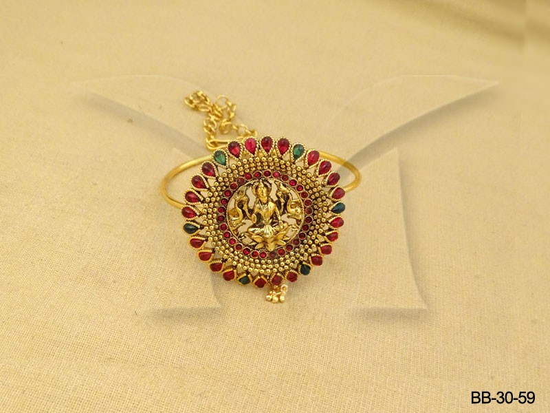 Temple Bajuband Jewellery