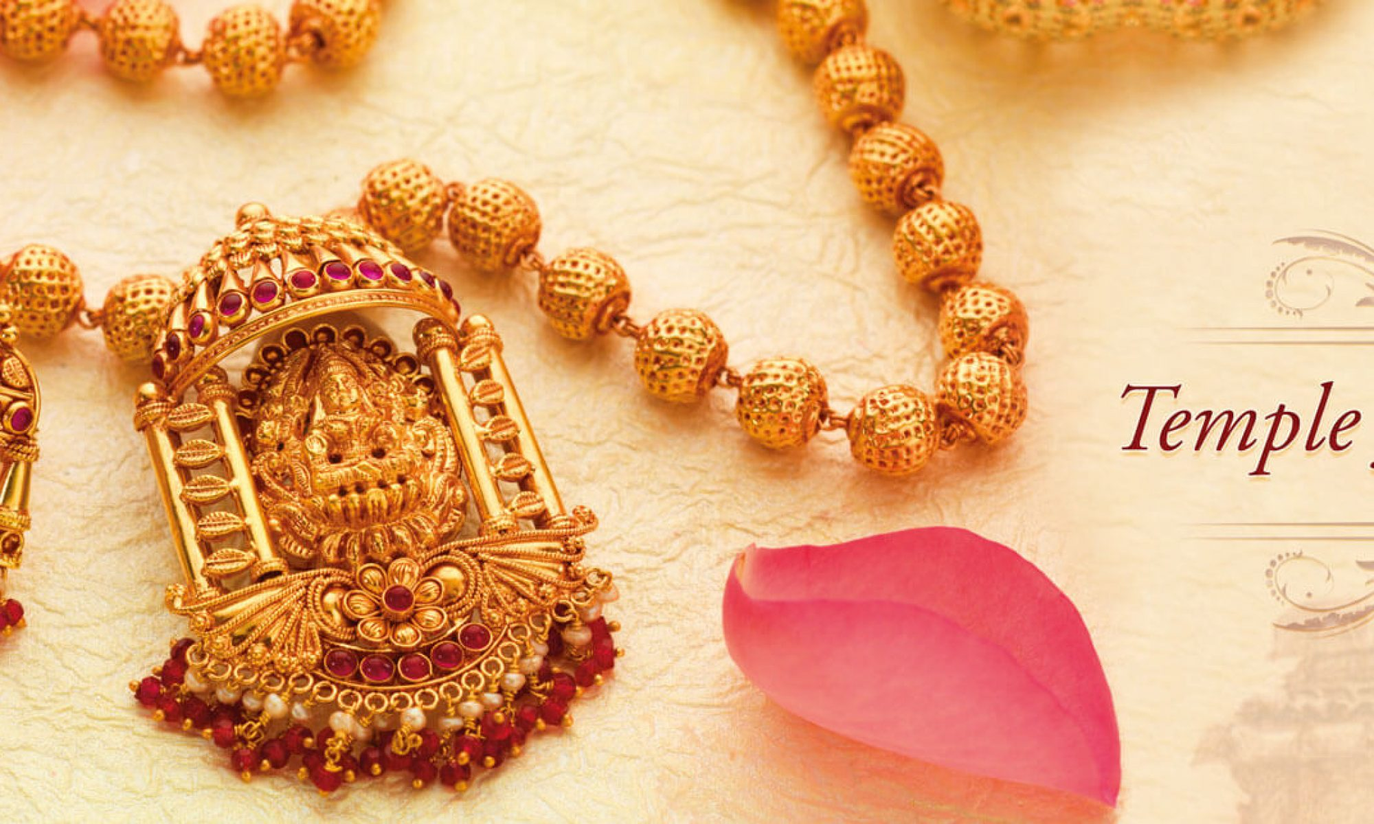 Temple Jewellery Online | Taste of South Indian Jewellery