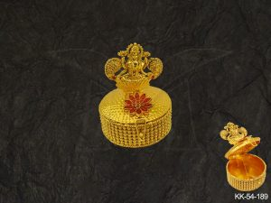 Kundan Sindoor Box Jewellery
