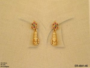 South Temple Earrings Jewellery