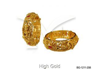 Temple Bangles Jewellery